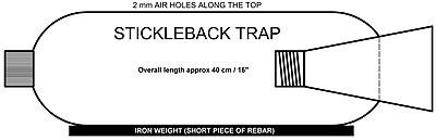 Stickleback trap