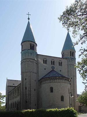 Saint Cyriakus, Gernrode - Saint Cyriakus