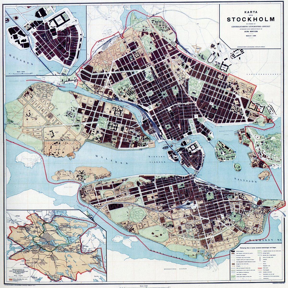 File Stockholm Bentzer 1913 Jpg Wikimedia Commons