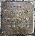 Stolperstein Deidesheimer Str 9 (Wilmd) Nathan Havelland.jpg