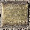Stolperstein John-Sieg-Str 3 (Liber) Martha Kniebel.jpg