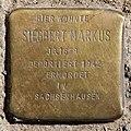 Stolperstein Liebenwalder Str 16 (Weddi) Siegbert Markus.jpg