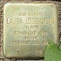 Stolperstein Verden - Laura Löbenstein (1872).jpg