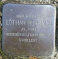 Stolperstein Windeck Herchen Höher Landstraße Lothar Burbach.jpg