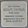 Stolperstein für Adolfo Cavagilia (Rom).jpg