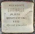 Stolperstein für Luis Halle (Köln).jpg