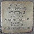 Stolperstein für Pellegrino Veneziani (Rom).jpg