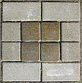 Stolpersteine Aachen, Verlegestelle Krefelder Straße 16 (2).jpg