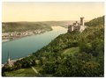 Stolzenfels Castle and Oberlahnstein, the Rhine, Germany-LCCN2002714130.tif