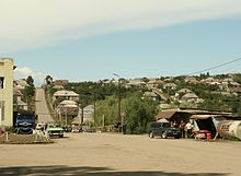 Street in Tsalka (Photo A. Muhranoff, 2010).jpg