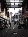 Street underneath Schiedam shopping mall.jpg