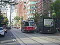 Streetcar on King, between Princess and Berkeley, 2014 09 02 (5).jpg