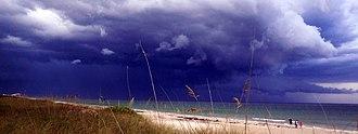 Hutchinson Island (Florida) - Image: Stuart Hutchinson Island stormoats 543a