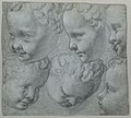 Studies of the Head of an Infant (after a three-dimensional model) MET DP123329.jpg