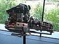 Stuttgart Jul 2012 39 (Porsche Museum - 1963 Porsche Boxermotor Typ 901-01).JPG