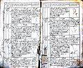 Subačiaus RKB 1827-1830 krikšto metrikų knyga 003.jpg