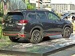 Subaru FORESTER X-BREAK (5BA-SK9) rear.jpg