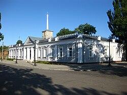 Sudkovsky museum.JPG