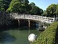 Sukiyabashi Bridge of Tokushima Castle.jpg
