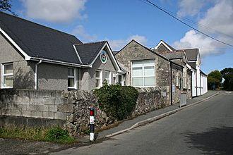 Summercourt - Summercourt primary school.