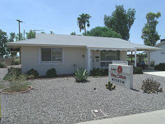 Sun City, Arizona - Image: Sun City Sun City DEVCO Model 1 1959
