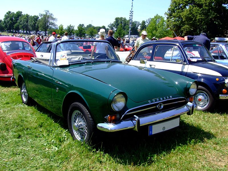 File:Sunbeam Alpine Series4.JPG