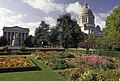 Sunken garden at Washington State Capitol.jpg