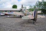 Supermarine Spitfire at Yorkshire Air Museum (8126).jpg