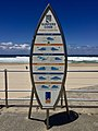 Surfers Code sign at Bondi Beach, Sydney.jpg