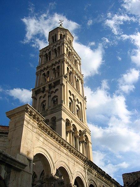 Datei:Sv. Duje cathedral, Split, Croatia.JPG