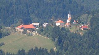 Sveti Primož na Pohorju Place in Styria, Slovenia