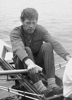Svein Thøgersen Norwegian rower