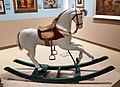 Svezia, cavallo a dondolo, 1900, 01.jpg