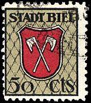 Switzerland Biel Bienne 1926 revenue 50c - 59.jpg