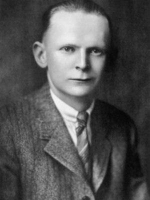 Sylvan Muldoon - Image: Sylvan Muldoon 1929