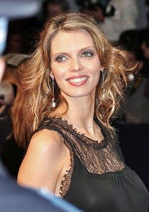 Sylvie Tellier - Sylvie Tellier at the 2009 Deauville Film Festival