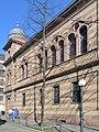 Synagoge Zürich - Löwenstrasse 2015-03-09 11-03-07.JPG