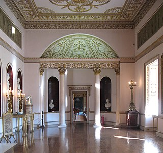 neoclassical style of interior design and architecture