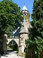 Szczytna. Zamek 1831-1937. 02..JPG