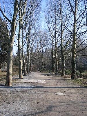 Alter Botanischer Garten Tübingen - Alter Botanischer Garten Tübingen
