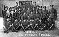 Tűzoltó iskola újoncainak csoportképe 1938-ból. Fortepan 15836.jpg