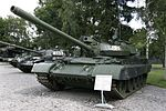 T-55AM2B at Panzermuseum Munster.jpg