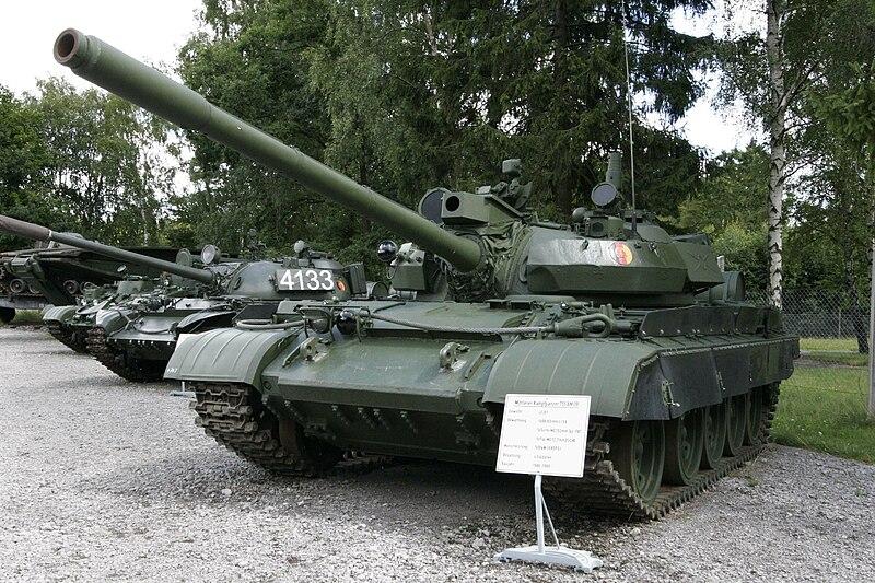 檔案:T-55AM2B在Panzermuseum Munster.jpg