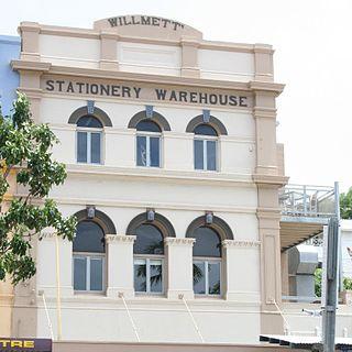 T. Willmetts & Sons Printery