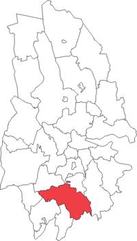 Lerbäcks landskommune i Örebro amt