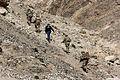 TAAC-E advisers observe progress in Afghan police logistics 150217-A-VO006-045.jpg