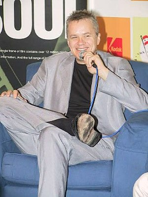 Tim Robbins - Robbins at Cannes, 2001