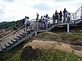 TW 台灣 Taiwan 新台北 New Taipei 萬里區 Wenli District 野柳地質公園 Yehli Geopark August 2019 SSG 167.jpg