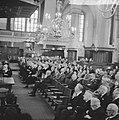 Tachtigjarig bestaan Vrije Universiteit van Amsterdam De rector Magnificus prof, Bestanddeelnr 915-6534.jpg