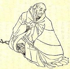 菊池容斎が描いた清盛の挿絵